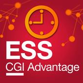 ESS Mobile Timesheet icon