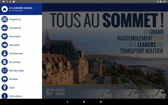 Association camionnage Québec screenshot 9