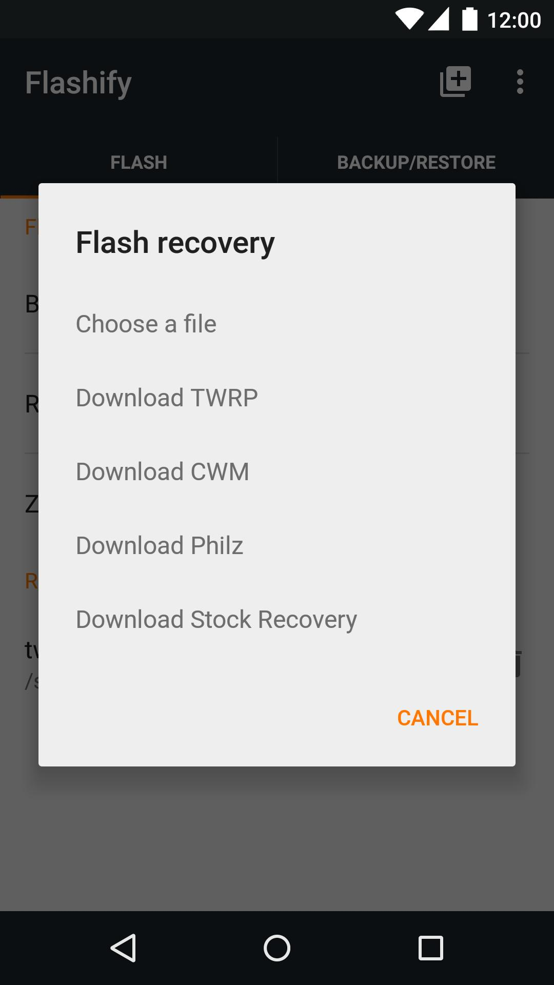 Flashify for Android - APK Download