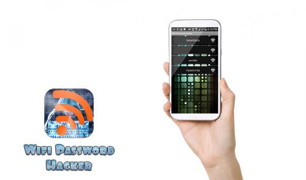 Wifi Password Hacker (Prank) apk screenshot