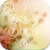 Fantasy Pin Screen Lock icon