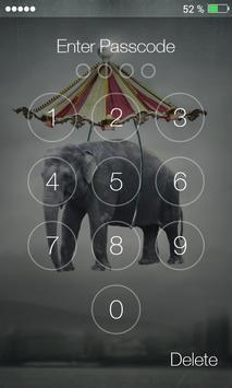 Fantasy Pin Screen Lock screenshot 4