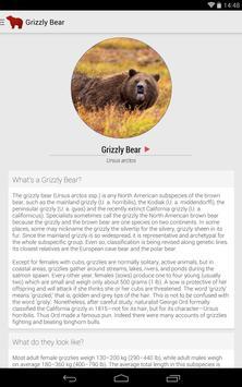 Mammals of North America screenshot 3