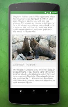 Marine Life of NZ Free apk screenshot