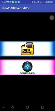Fun Photo Stickers Editor App poster