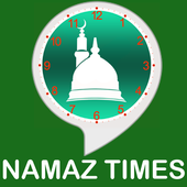 Salaat Times-Muslim prayer times location wise icon