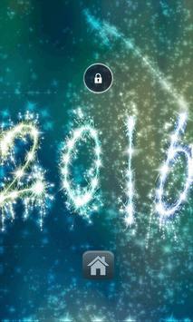 2016 Live Wallpapers Fireworks apk screenshot