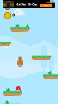 Jumping Rabits poster