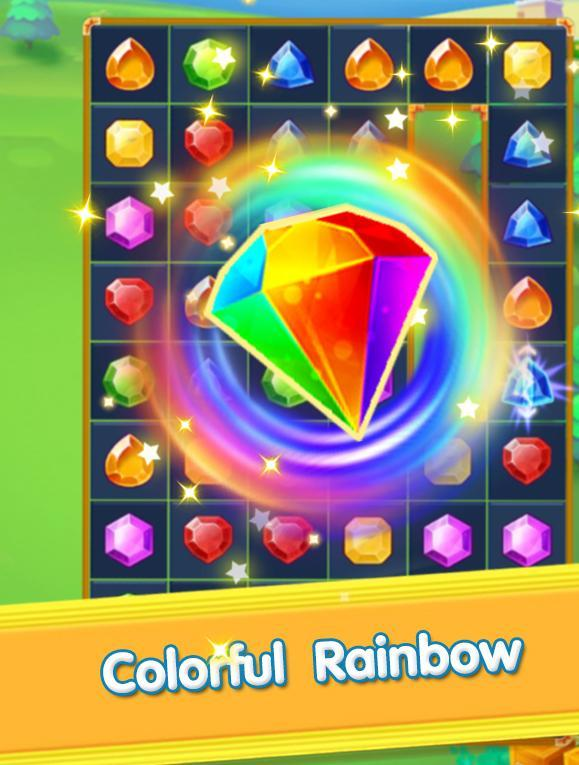 Jewels Crush Match 3 Puzzle Game For Android Apk Download