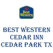 BEST WESTERN Cedar Inn TX icon