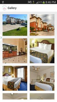 BW Plus Lake Dallas Inn Suites apk screenshot