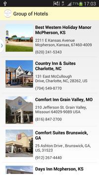 Country Inn & Suites Charlotte apk screenshot