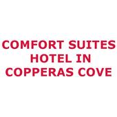Comfort Suites Hotel Copperas Cove TX icon