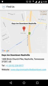 Days Inn Downtown-Nashville apk screenshot