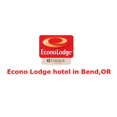 Econo Lodge hotel in Bend,OR icon