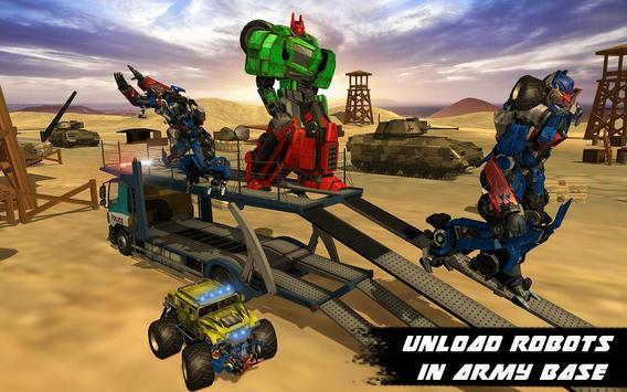 X Ray Monster Robot Transport apk screenshot