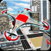 Multirotor Drone icon