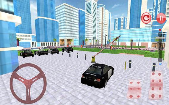 Police Car Parking: NYPD Cop Driver 3D screenshot 9