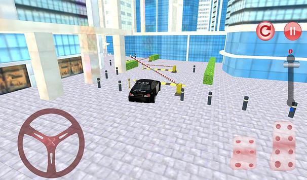 Police Car Parking: NYPD Cop Driver 3D screenshot 12