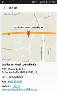 Quality Inn Louisville KY screenshot 3