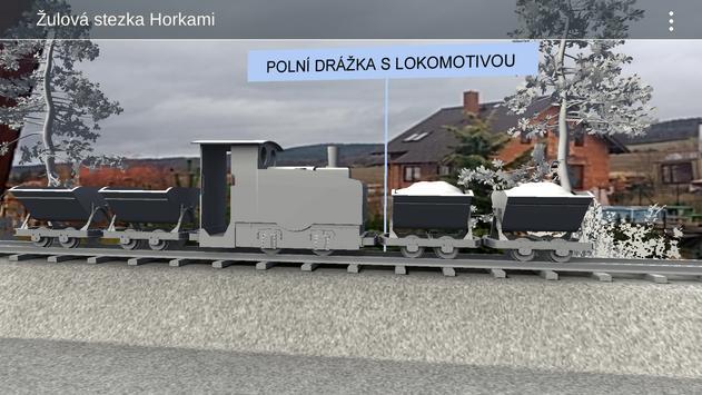 Žulová stezka Horkami poster