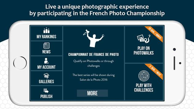French Photo Championship poster