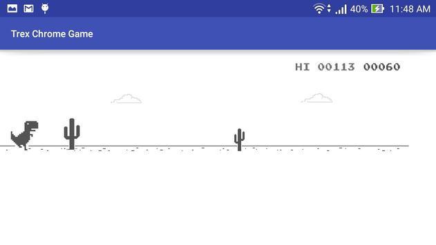 Steve Jumping Dinosaur apk screenshot