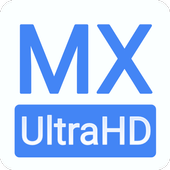Super HD Video Player icon