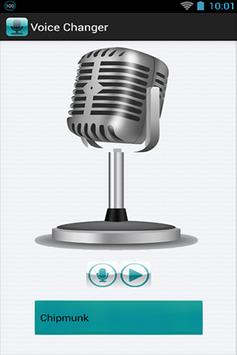 Smart Voice changer & recorder apk screenshot