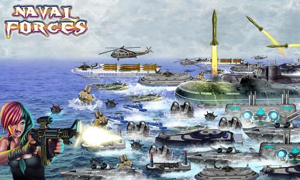 Army Final Wars Navy Attack screenshot 1