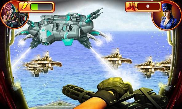 Army Final Wars Navy Attack screenshot 2