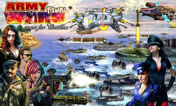 Army Final Wars Navy Attack screenshot 4