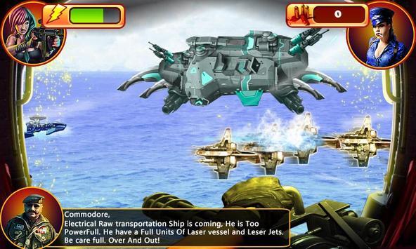 Army Final Wars Navy Attack screenshot 6