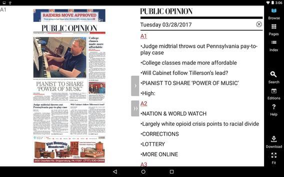 Public Opinion screenshot 3