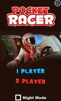 Pocket Racer poster