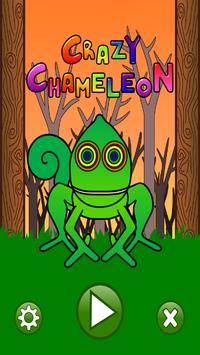 Crazy Chameleon poster