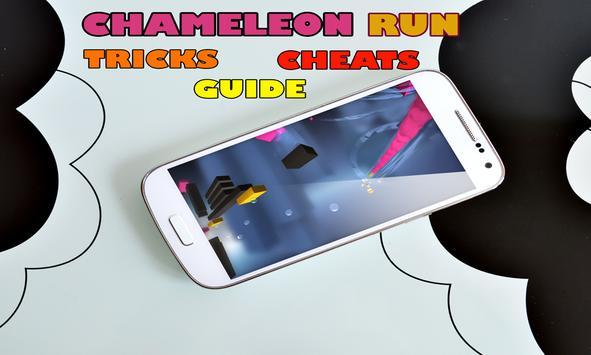 Tips For Chameleon Running apk screenshot