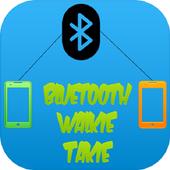 Bluetooth Walkie Talkie 2015 icon