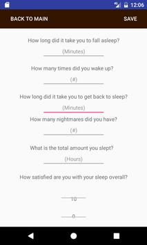 The Sleep Solution screenshot 1