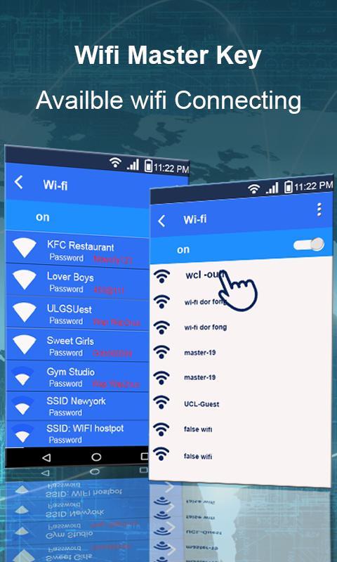 Master Wifi Key para Android - APK Baixar