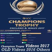 CT Cricket Matches VIDEOs 2017 icon