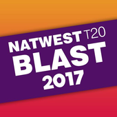 NatWest t20 Blast NWB, 2017 Live Cricket Score icon