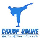 空手DVD・本・Tシャツの通販 CHAMP ONLINE icon