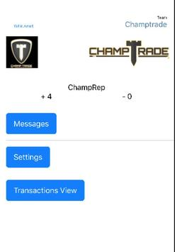 ChampTrade screenshot 3