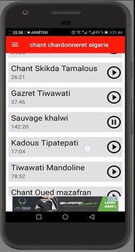 Chant Chardonneret Algerie screenshot 14