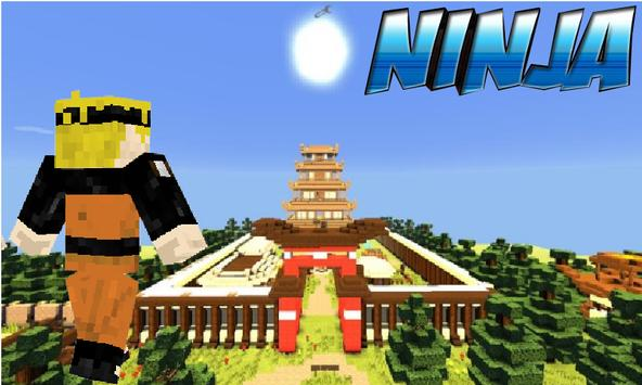 Mod minecraft naruto 0150 apk download free educational game for mod minecraft naruto 0150 poster gumiabroncs Images