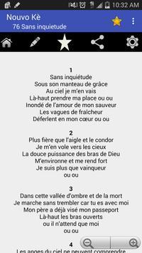 Chants D'Esperance screenshot 7