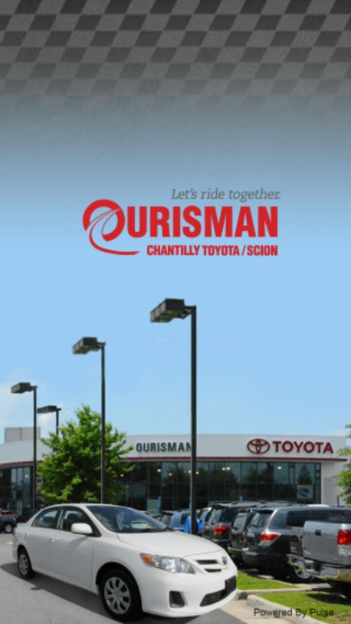 Ourisman Toyota Chantilly >> Ourisman Chantilly For Android Apk Download