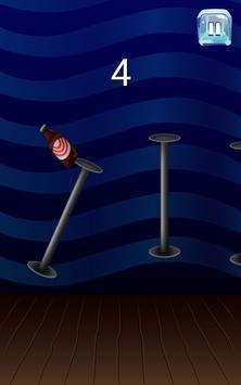 Flip bottle water スクリーンショット 3