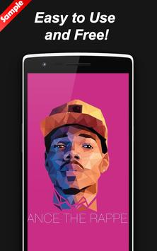 Chance the rapper wallpapers art hd zaeni for android apk download chance the rapper wallpapers art hd zaeni screenshot 2 voltagebd Choice Image